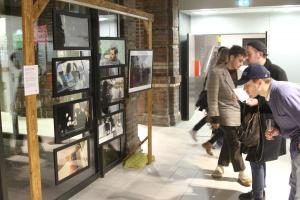 Exposition Frontières, Sciences Po Lille