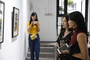 Exposition Racines à Dalian en Chine